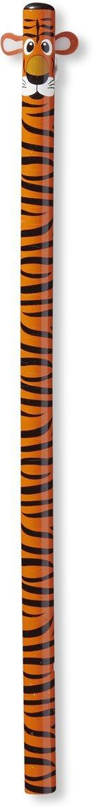 Blyertspenna tiger