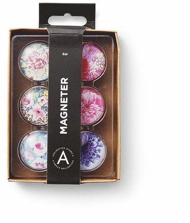 Magneter blommor 1
