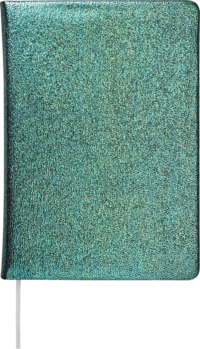Anteckningsbok A5 Karisma grön