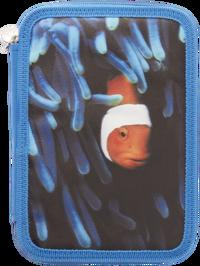 Pennfodral fyllt dubbelt Mattias A. Klum clownfisk