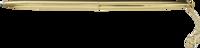 Kulspetspenna Twosome Efva Attling guld