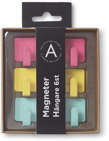 Magnet hängare 6-pack 1