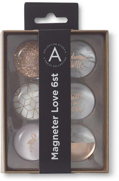 Magnet love 6-pack 1