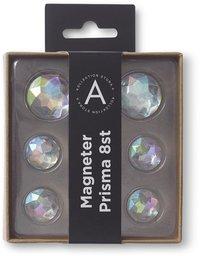 Magnet prisma 8-pack
