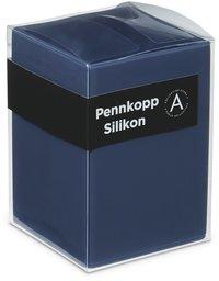 Pennburk silikon blå