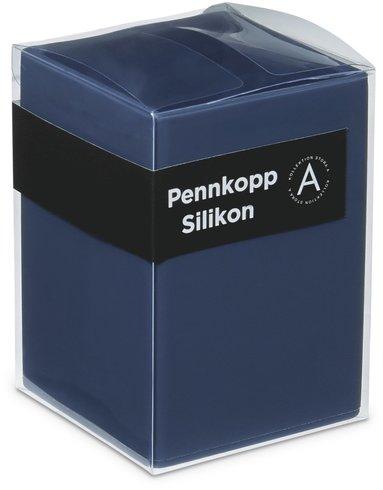 Pennburk silikon blå 1
