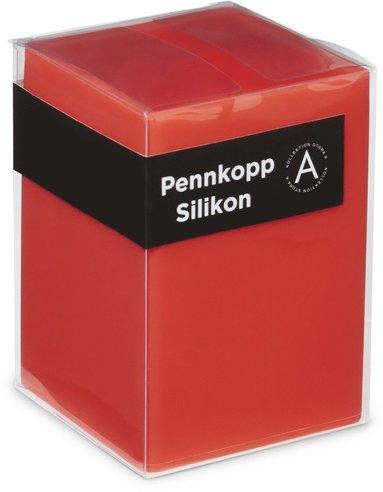Pennburk silikon röd 1