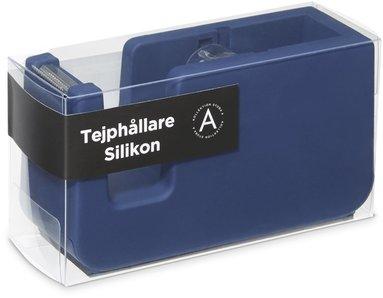 Tejphållare silikon blå 1