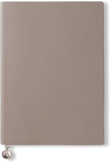 Anteckningsbok A5 linjerad mjuk pärm, beige 1