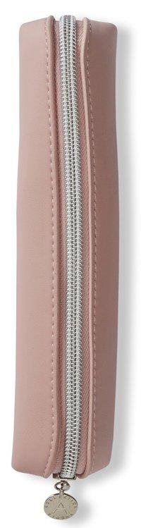 Pennfodral mini mjuk, rosa