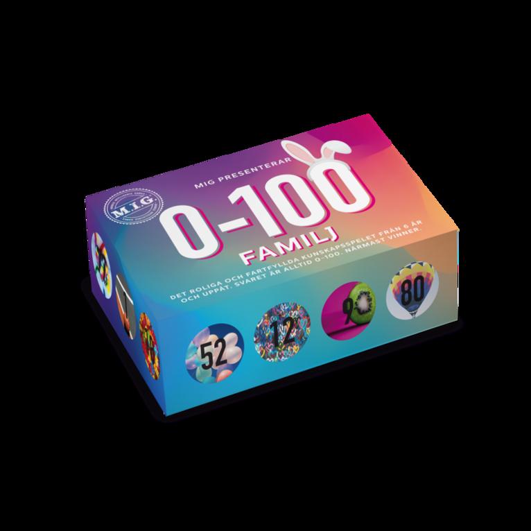 0-100 Familj 1