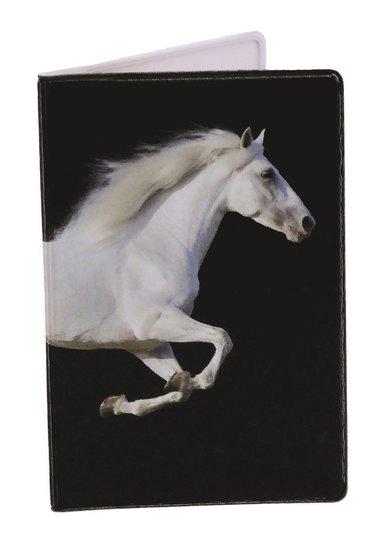 Kortfordral Plånka Horse