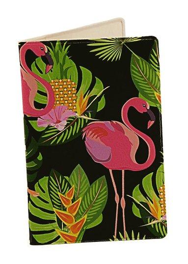 Kortfordral Plånka Flamingo 2