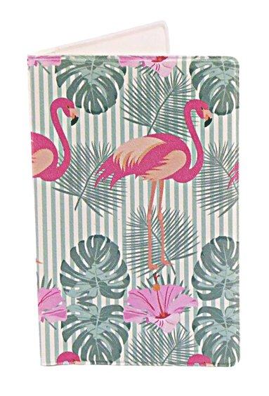 Kortfordral Plånka Flamingo 3