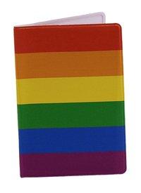 Kortfodral Plånka Regnbågsflagga