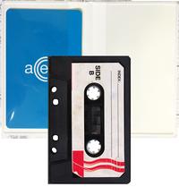 Kortfodral Plånka kassettband