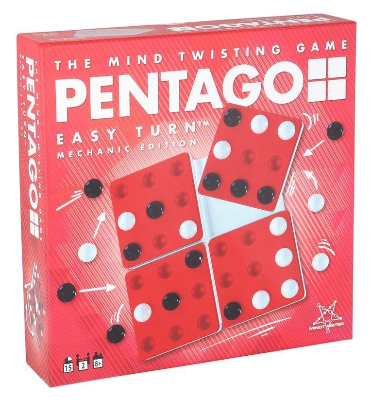 Pentago mekaniskt 1
