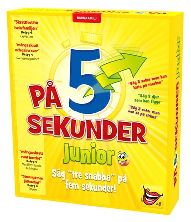 På 5 Sekunder Junior