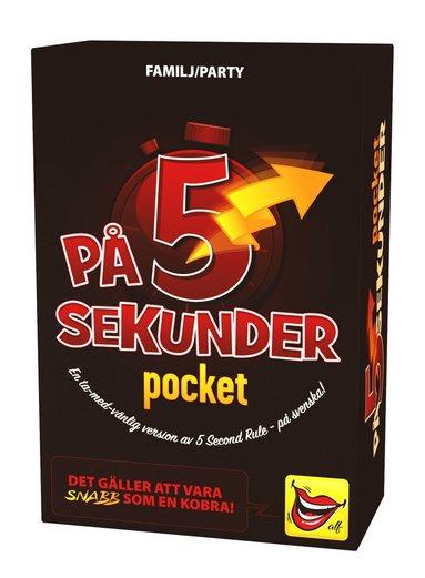 På 5 Sekunder - Pocket 1