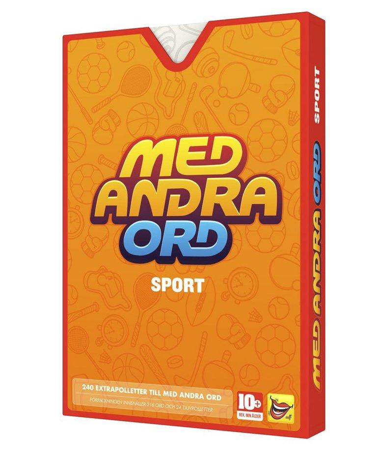 Med Andra Ord - Sport expansion 1
