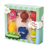 Plastfigur Babblarna 6-pack