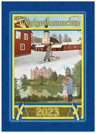 Sverigealmanackan A4 2019