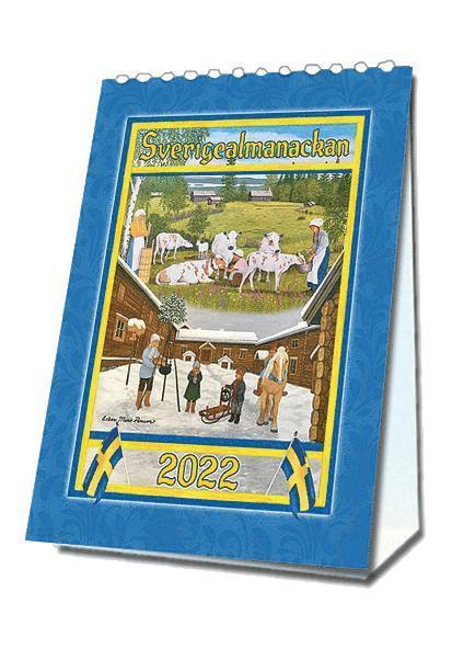 Sverigealmanackan 2022 brodskalender 1