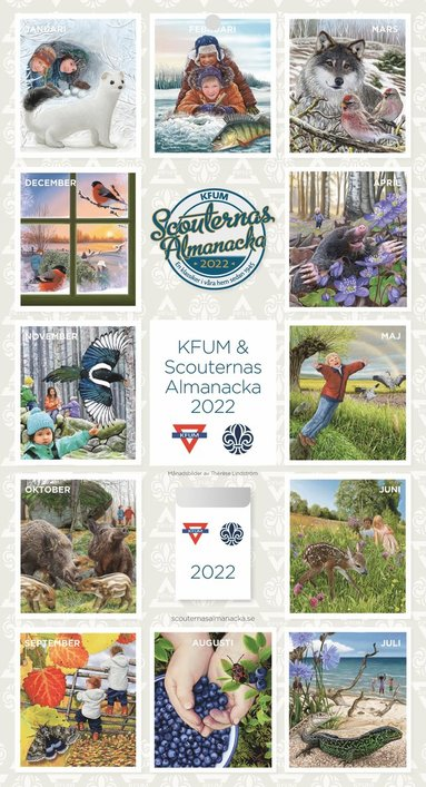 KFUM & Scouternas Almanacka 2022