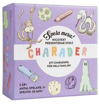 Charader - Spela Mera! 1