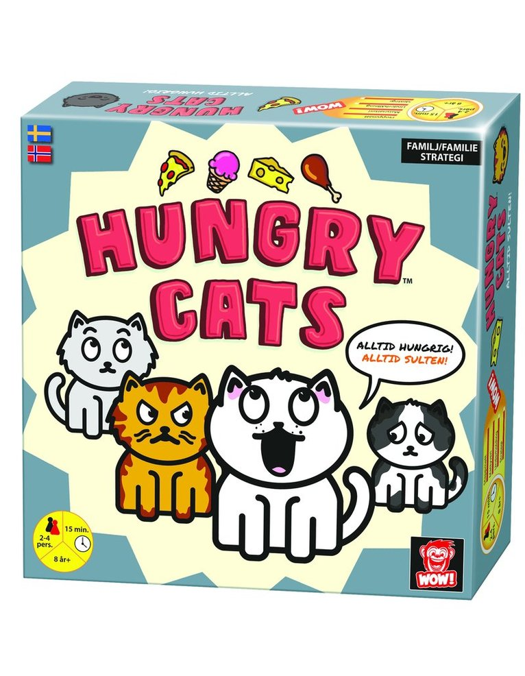 Hungry Cats 1