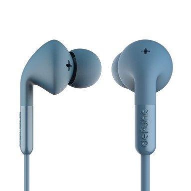 Hörlurar Defunc Plus Music blå 1