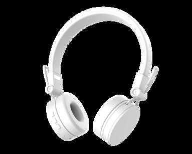 Hörlurar BT Defunc Headphone GO vit 1
