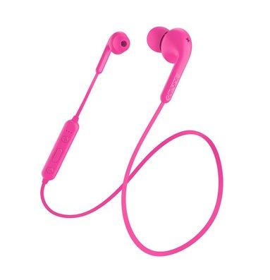 Hörlurar BT Defunc Basic Music rosa