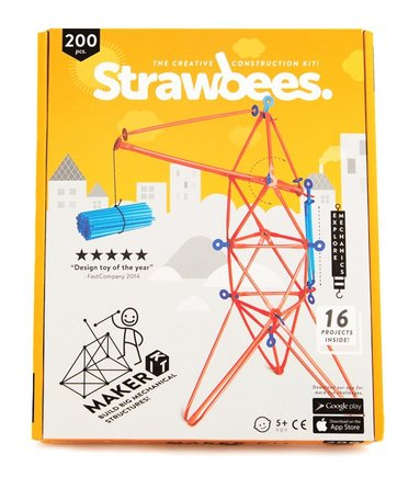 Strawbees Maker Kit 1