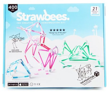 Strawbees Inventor kit 1