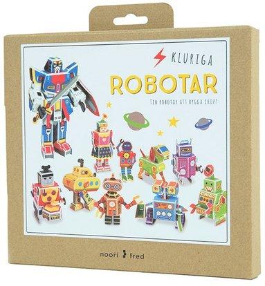 Kluriga Robotar 1