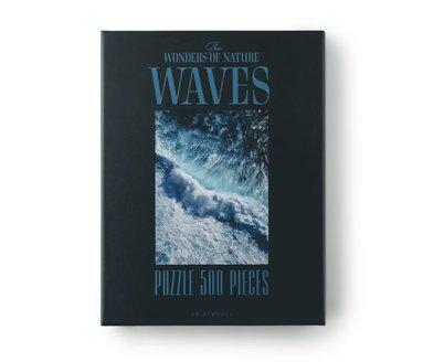 Pussel 500 bitar Waves