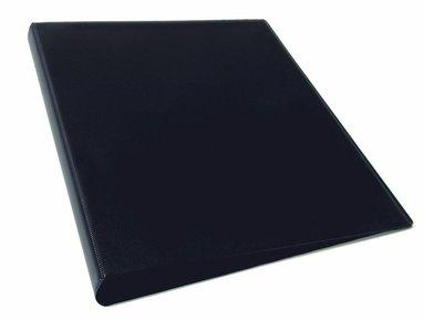 Ringpärm A4 16mm rund rygg svart