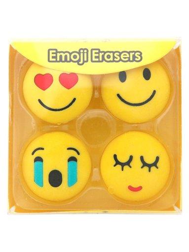 Radergummi emoji 4-pack 1