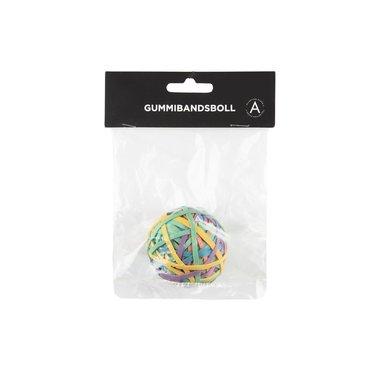 Gummibandsboll 120st pastell 1