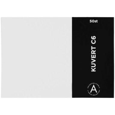 Kuvert C6 50st 1
