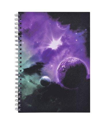 Anteckningsbok A4 spiral Nebulosa 1