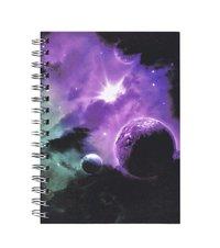 Anteckningsbok A5 spiral Nebulosa