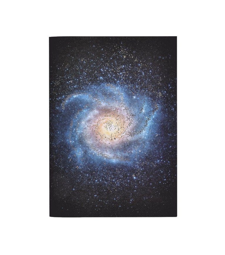 Skrivhäfte A6 Galax 1