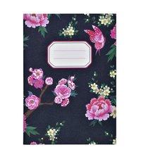 Skrivhäfte A4 Blossom