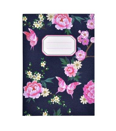 Skrivhäfte A5 Blossom