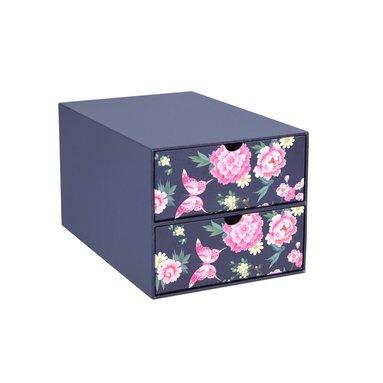 Byrå 2 lådor Blossom