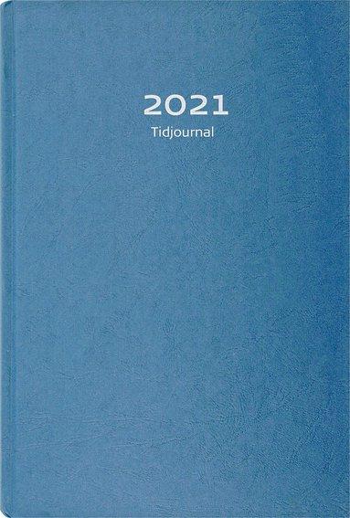 Tidjournal 2021 blå 1