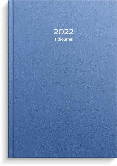 Kalender 2022 Tidjournal blå 1