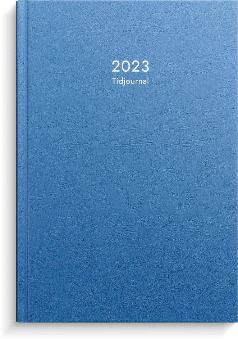 Kalender 2023 Tidjournal blå 1